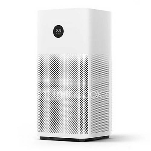 Original Xiaomi OLED Display Smart Air Purifier 2S - WHITE Smartphone Mi Home APP Control Smoke Dust Peculiar Smell Cleaner