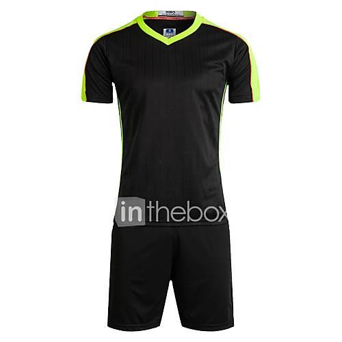 Unisex Soccer Sweatshirt Trainer Breathability Summer Solid Polyester Football/Soccer