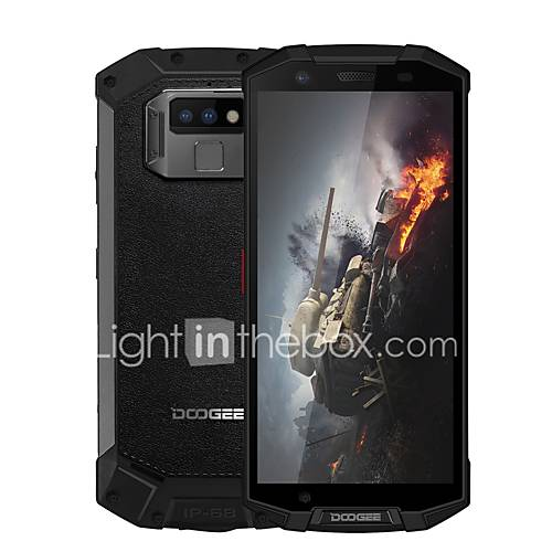 "DOOGEE S70 Lite 5.99 inch "" 4G Smartphone (4GB  64GB 8 mp / 13 mp MediaTek Helio P23 5500 mAh mAh) / Dual Camera"