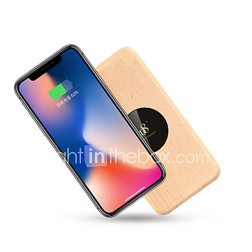 D8 Fast Charger / Wireless Charger USB Charger USB QC 2.0 / Qi / Charger Kit Not Supported 1.1 A / 1 A DC 9V / DC 5V for iPhone X / iPhone 8 Plus / iPhone 8
