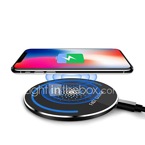 Portable Charger / Wireless Charger USB Charger USB with Cable / Wireless Charger 2 A / 1.67 A DC 9V / DC 5V for Universal