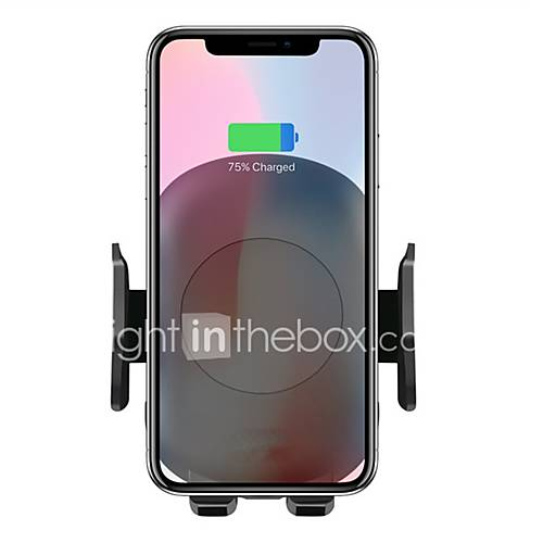 Wireless Charger / Wireless Car Chargers USB Charger USB Wireless Charger / Qi 1 USB Port 1.5 A / 1.2 A DC 9V / DC 5V for Universal