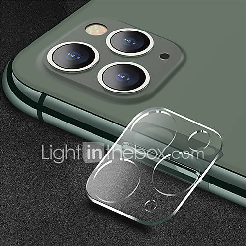 Camera Lens Protector for Apple iPhone 11 / 11 Pro/ 11 Pro Max Tempered Glass High Definition (HD)