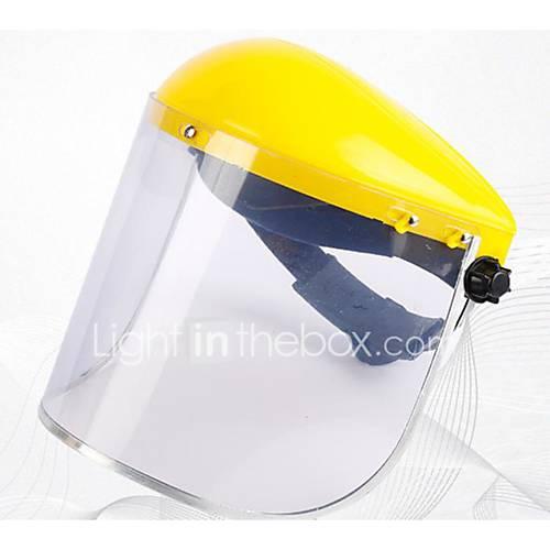 Health Protection Silicon Rubber Face Shield