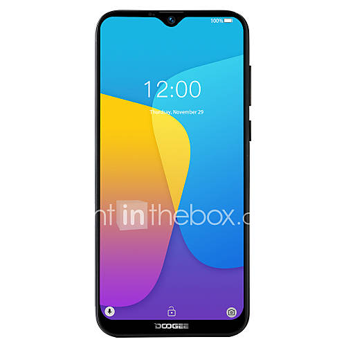 "DOOGEE ���� x90 6.1 inch "" Cell Phone ( 1GB  16GB 8 mp MediaTek MT6580 3400 mAh mAh )"