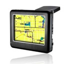 3.5-inch Car GPS LF35A + 2GB SD Card and Free Map (SZC428)