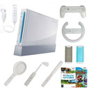 (NTSC Version) Nintendo Wii Standard Sets + 26 In 1 Sports Pack -- Buy Now Get 10 Free Games! (SC1)