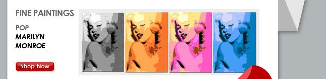 POP Marilyn Monroe