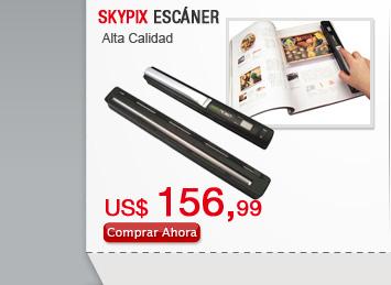SkyPix Escáner