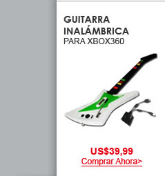 Guitarra Inalámbrica