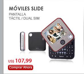 Móviles Slide