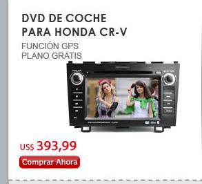 DVD de Coche para HONDA CR-V