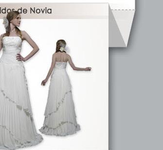 Vestido de Novia A-linea