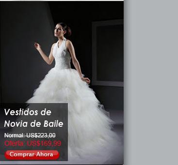 Vestidos de Novia de Baile