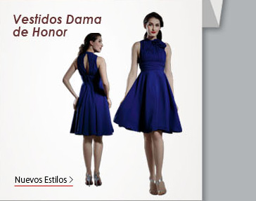 Vestidos Dama de Honor