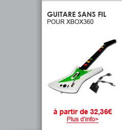Guitare Sans fil