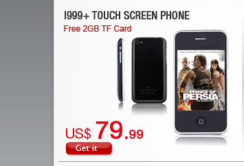 I999 Touch Screen Phone
