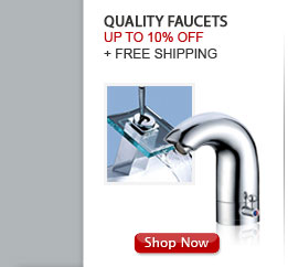 10% Off Faucets
