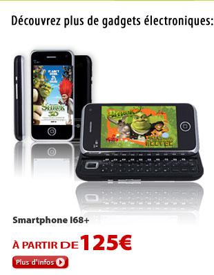 Smartphone I68+