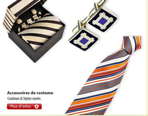 Accessoires de costume