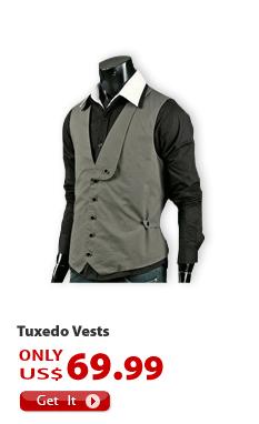 Tuxedo Vests