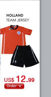 Holland Team Jersey