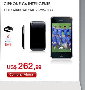 CiPhone C6 Inteligente
