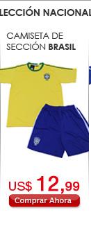 Camiseta de Sección Brasil