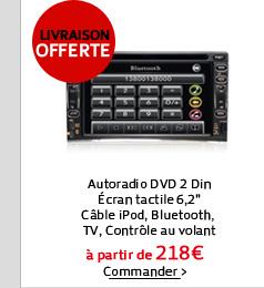 Autoradio DVD 2 Din