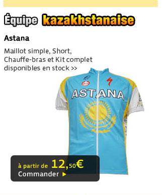 Équipe kazakhstanaise