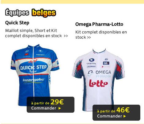 Équipes belges