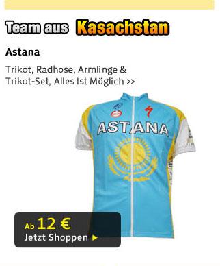 Team aus Kasachstan