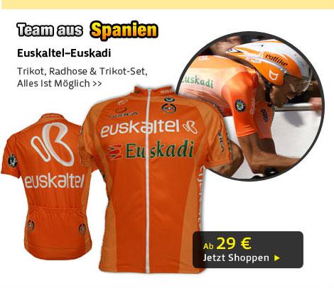 Team aus Spanien