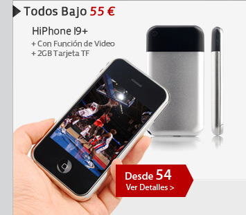HiPhone I9+