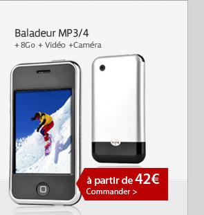Baladeur MP3/4