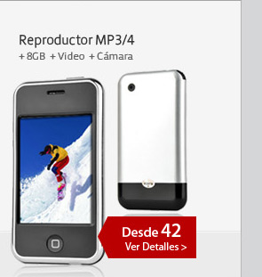 Reproductor MP3/4