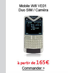 Mobile Wifi VE01