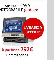 Autoradio DVD