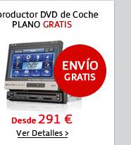 Reproductor DVD de Coche