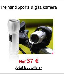 Freihand Sports Digitalkamera