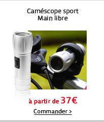 Caméscope sport