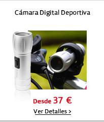 Cámara Digital Deportiva
