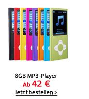 8GB MP3-Player