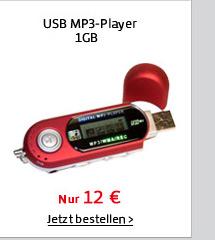 USB MP3-Player