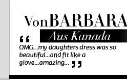 Von Barbara, Aus Kanada