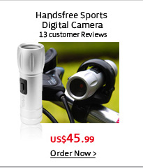 Handsfree Sports Digital Camera