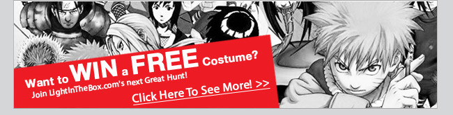 Want to WIN a FREE Costume?