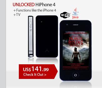 HiPhone 4 UNLOCKED