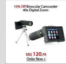 Binocular Camera/Camcorder