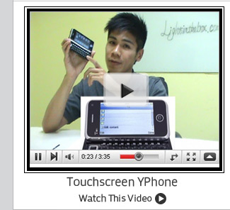 Touchscreen YPhone